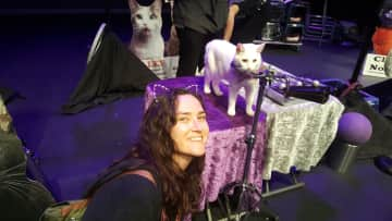 Got to see the ACROCATS on tour, they are awesome!