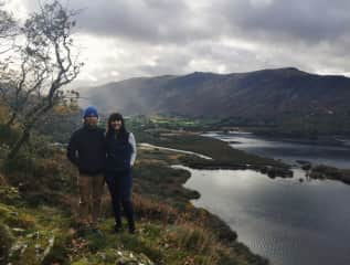 One of our favourite places in England so far - Lake District. We enjoy getting out and hiking but nothing too strenuous!