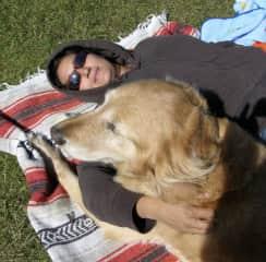 Best dog ever-Lazlo!