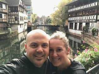 We are currently traveling around Europe and love just exploring smaller cities and towns.