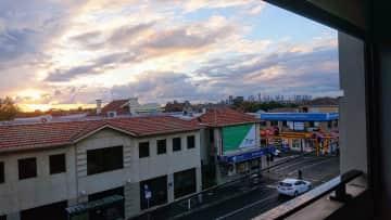 View to CBD
