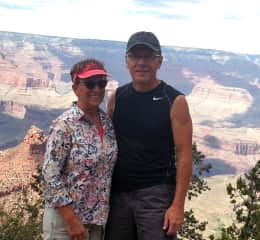 Our favorite place, the Grand Canyon. Awesomeness from above.