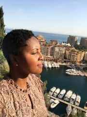 Oh how I DEVOURED Monaco in the French Riviera.
