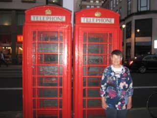 Tina, London June 2019