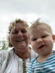 Violet and Grandma