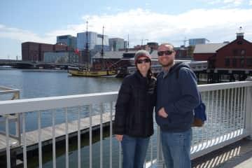 Mike & Susan, Boston