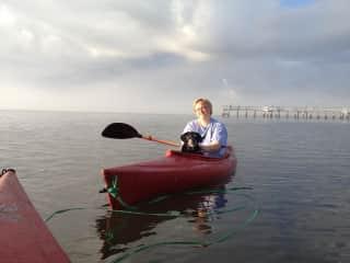 Kayaking (Mindy)