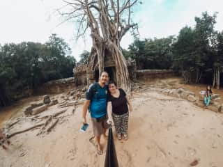 Angkor What - Cambodia