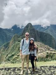 We love a good adventure! Machu Picchu