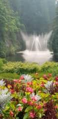 Stunning Butchardt Gardens, Vancouver Island