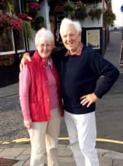 John and Veronica Morriss