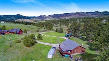 Overview of our Colorado home