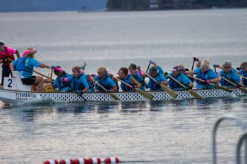 Summer time passion > Dragonboat Team