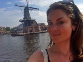 Stephanie's home country: The Netherlands