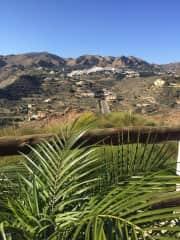 A beautiful view of Bedar