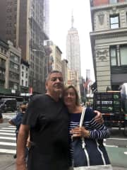 New York - Our 30th Wedding Anniversary