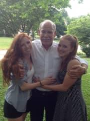 David and daughters