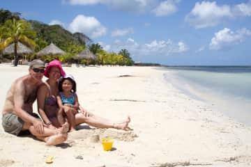 Fun in the Sun on Roatan, Honduras