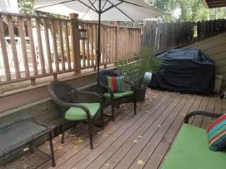 Deck / Garden