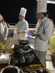 Cooking class in India- fabulous!