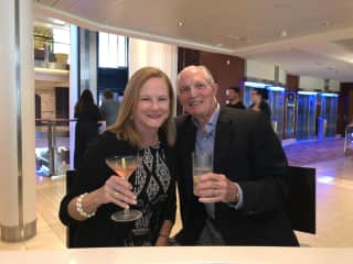 Kat and Mike cruising Australia & New Zealand