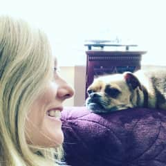 Puppy love in Edinburgh