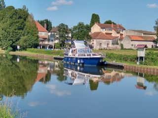 "Our boat ""Olivia Rose"" summer 2021"