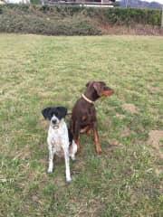 Lixi & Monty