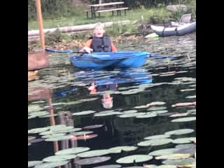 Paddle Board and Kayak on site.  Use at your own risk.