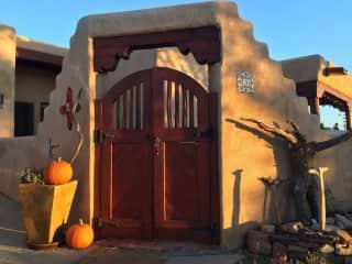 My home in Eldorado, Santa Fe