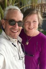 Gary (Retired) and Niamh (Writer)