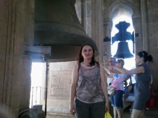 Visiting Murcia's cathedral