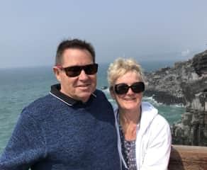 Greg & Liz