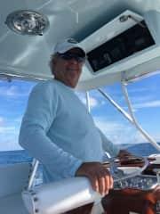 I'm running a sportfishing boat in Florida