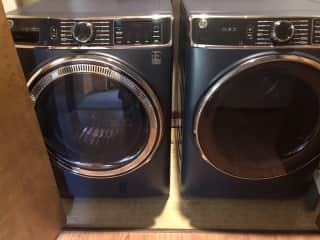 Washing-drying machines