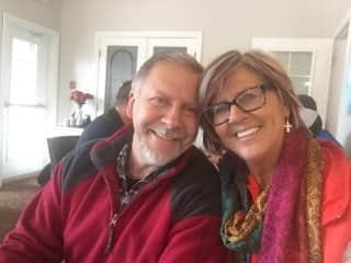 Paul and Carol