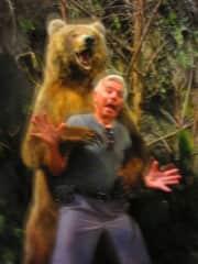 Bob & Mr. Bear