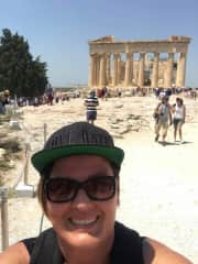 Me in Athens