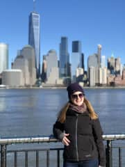 I lived in NYC for 4 years.