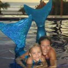 Kate and Liana, my gorgeous girl (now 10)