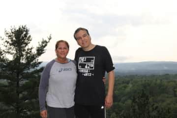 Andre & Mayra at Algonquin Park