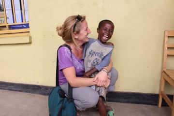 Ubumwe Community Center... friend and volunteer