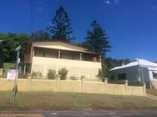 Our 100 year old house in Kyogle, near Lismore, NSW, Australia