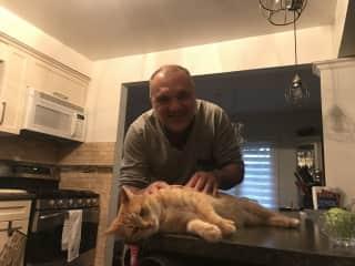 Pet Sitting in St Catharines - Buddy - Fev 2019