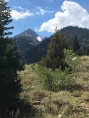 Amazing hiking, Mineral King, CA