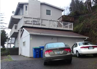my home on the Oregon coast
