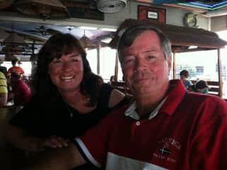 Chris and Christine Lake