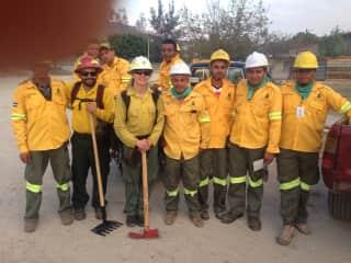 Honduras fire program assistance lead