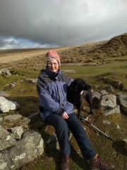 Dartmoor with Maddie Feb.2020