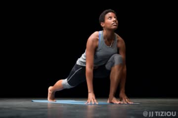 Yoga is my sanctuary.